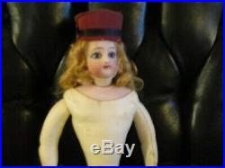 10 1/2 Antique Francois Gaultier French Fashion Doll Ready To Dress