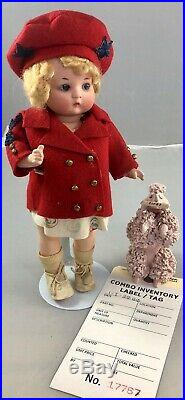 10.5 Antique German Bisque Head Just Me 310 Armand Marseilles Doll! Beautiful