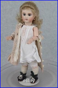 11 Antique Reproduction French DEPOSE Jumeau Bisque Head Artist Doll