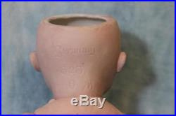 12.5 Antique German Bisque Armand Marseille 323 Googly Toddler Character Doll