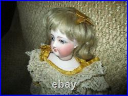 13 Antique Marked Francois Gaultier French Fashion Doll