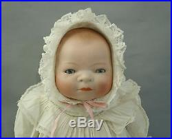 14 Antique Bisque Bye-Lo Baby Doll Grace S. Putnam Germany c. 1920's