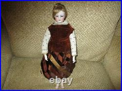 15 Antique Francois Gaultier French Fashion Doll, Gesland Body, Extra Clothing