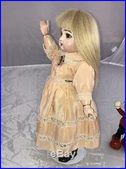 15 Antique French Doll CM Tete Jumeau Sweet