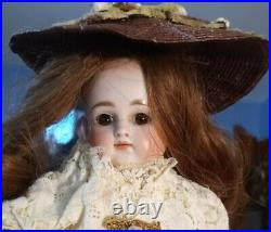 15 Antique Kestner Turned Head, Closed Mouth, Alphabet K Doll with. 8