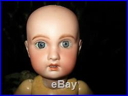 17 Antique 1907 Jumeau French Doll