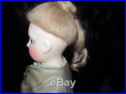 17 Antique Blampoix French Fashion Doll With Long Bisque Arms