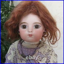 20 Francois Gaultier with original clothes. FRENCH ANTIQUE DOLL