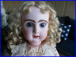 22 Antique Tete Jumeau Doll All Original & Nearly Mint Condition