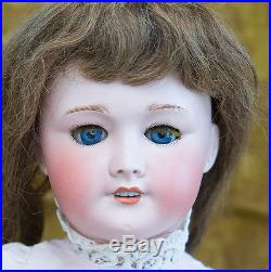 23 (58 cm) Antique French Bisque Bebe Doll by SFBJ 301