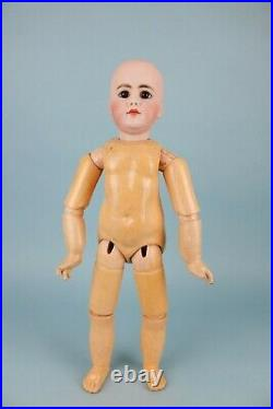 23 Simon and Halbig 949 German Bisque Character Doll Closed Mouth