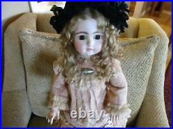 26 Antique Mystery French Doll