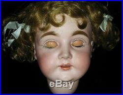 28 1/2 LARGE Antique KESTNER BISQUE DOLL head and body