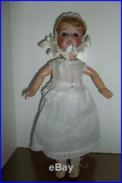 Antique French 13 Inch Bisque Doll Unis France 60 Also Marked 71 149