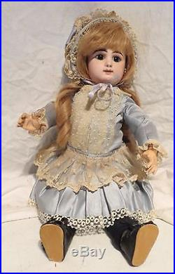 Antique Rabery & Delphieu Doll, Bisque Head, Composiiton Body, Marked R 2/0 D