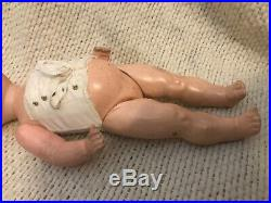 Antique 11 Just Me Armand Marseille Doll. Fired Bisque Head