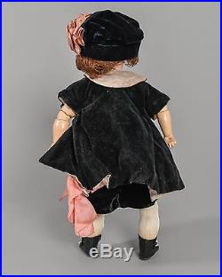Antique 15 Armand Marseille Girl Doll #390 Porcelain Bisque Germany A 2/0 M
