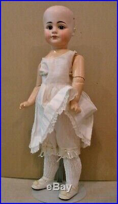 Antique 19 Sonneburg German doll for French market