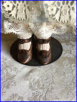 Antique 20 Original French TETE JUMEAU Bisque Doll Incised 1907
