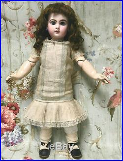 Antique 23 EJ Jumeau Doll E10J Gold Horse from Theriaut's