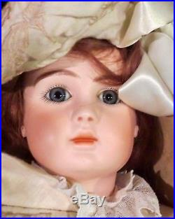 Antique 29 French Bisque Fig A Steiner Bebe Perfect, Great Doll