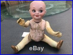 Antique Armand Marseille 6 Googly Eyes BISQUE DOLL Mold 323