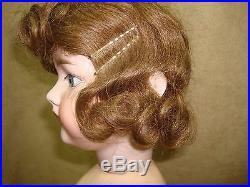 Antique Armand & Marsielle Germany 390 26 Bisque Head Jointed N. H. Wig Doll