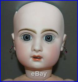 Antique Bebe Jumeau French Doll 20.5 Open Mouth