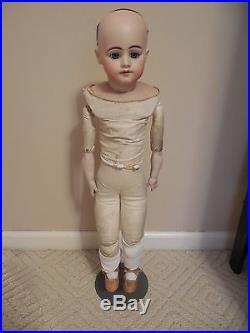 Antique Bisque Doll Simon and Halbig 23 1/2 inches Excellent condition
