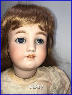 Antique Bisque Doll by Simon & Halbig