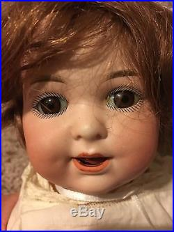 Antique Collectible Dolls Armand Marseille, China Head Lot Of 4 Made In Germany
