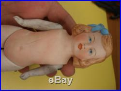 Antique Dolls German bisque doll germany Limbach 1900