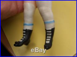 Antique Dolls German bisque doll with glass eyes germany Limbach 1900