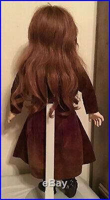Antique French Doll R. D. 25 Inches Tall