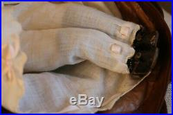 Antique French Fashion Poupee Size 1 14 IN Antique French Bisque Fashion Doll