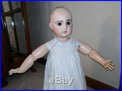 Antique French Jumeau Bebe 29 Tall