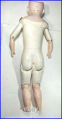 Antique German Bisque Rare Armand Marseille 30 Dainty Dorothy Jointed Limbs