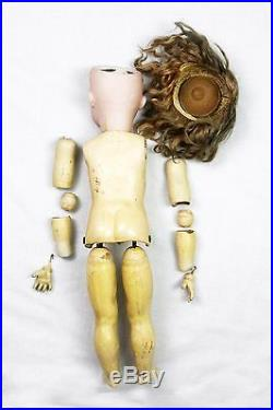 Antique German Simon & Halbig KR 403 Mechanical Doll