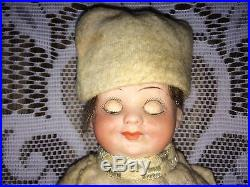 Antique Germany 323 Bisque doll with sleep eyes