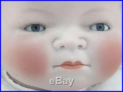 Antique Grace Putnam BYE-LO BABY 18 Doll Germany Bisque Head Marked Frog Body