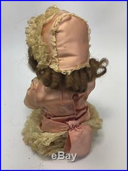 Antique Karl Hartmann Doll Bisque Sleepy Eyes Jointed Composition Body Germany