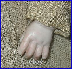 Antique Kestner Closed Mouth Doll Turned SH Perfect Bisque Excellent Body