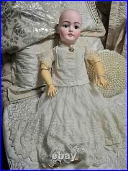 Antique Simon & Halbig 1079, DEP, 30 bisque child doll, stunning perfection