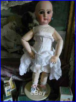 Antique Tete Jumeau 8 French Bebe Doll