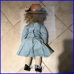 Antique Tete Jumeau French Bisque Girl Doll #9 Head 20
