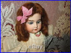 Antique bisque head doll Armand Marseille Germany, mold 1894 17 inches