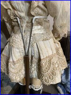 Antique doll Tête Jumeau open Mouth Pressed Bisque Doll size 50 Cm