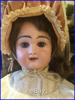 Antique french bisque doll By R D