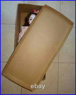Antique large beautiful BB Gaultier open mouth size 10 in box transport original