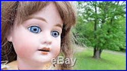 BEAUTIFUL! 21 Antique BISQUE 1894 AM DEP FRENCH MARKET DOLL